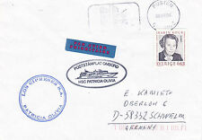 HSC PATRICIA OLIVIA CATAMARAN A SHIPS CACHED COVER