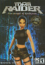 Tomb Raider THE ANGEL OF DARKNESS - US Version - Classic Adventure PC Game - NEW