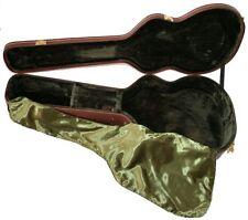 Koffer Formkoffer für Jumbo Akustik Westerngitarren, Holzkern + Kunstleder Bezug