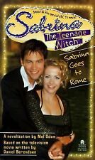 Sabrina Goes To Rome Sabrina The Teenage Witch (Allen Lane Science) Odom, Mel M