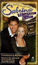 Sabrina Goes To Rome Sabrina The Teenage Witch (Allen Lane Science) Odom, Mel M