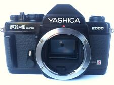 Kyocera Yashica FX-3 Super 2000 35mm SLR Film Camera