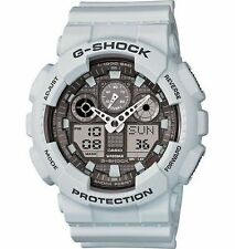 Casio Men's G-Shock Blizzard White Series Watch #GA100LG-8A