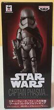 STAR WARS WCF Vol 1 CAPTAIN PHASMA FIGURA FIGURE NEW NUEVA