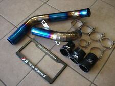 Mitsubishi Lancer EVO 10 EVO-X 08-15 Full Titanium Upper Intercooler Pipe Kit