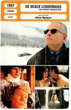 DE BEAUX LENDEMAINS - Holm,Polley,Egoyan(Fiche Cinéma)1997 - The Sweet Hereafter
