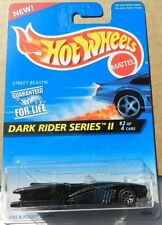 STREET BEAST RAT ROD SHOW CAR DARK RIDER SERIES II #2 96 1995 HW HOT WHEELS