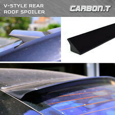 Painted V-Style For 2004 ~ 2007 Volvo S40 2nd Sedan Rear Roof Visor Spoiler