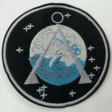 SG-1 Project Earth Embroidered Patch