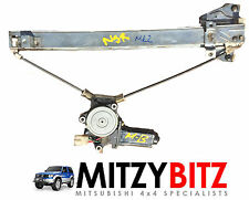 Mitsubishi Pajero Shogun MK2 91-96 Window Regulator Motor NSR Left