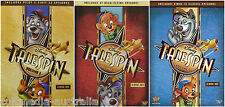 TALESPIN DISNEY COMPLETE SERIES COLLECTION VOLUMES 1 2 3 (65 EPISODES) NEW 8 DVD