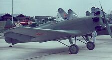 Yakovlev UT-2 Fighter-Trainer Aircraft Wood Big New
