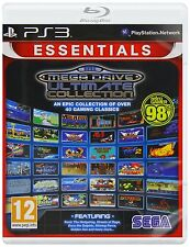 Sega mega drive-ultimate collection pour pal PS3 (new & sealed)
