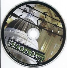 100 a Day: Justice and Reparation in California's Legal System, DVD, 2009