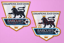 England Premier League Champion 05/06 Sleeve Gold Patch / Badge Chelsea Jersey