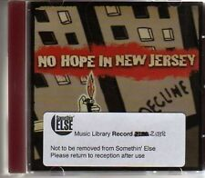 (AG141) No Hope In New Jersey, Decline - DJ CD