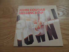"John Cougar Mellencamp - Small Town - 7"" vinyl single - JCM5 - EXC"