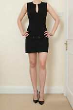 LIU JO SUPER VERSATILE LITTLE BLACK DRESS SIZE 8 UK 6 US 40 IT - RRP $150