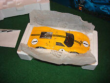1/18th EXOTO FORD 1967 GT 40 MK lV Sebring 1st Place Andretti & Mc Laren #1car