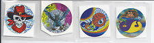 NEW 1994 COOL-LOOKING !!! FOUR STICKER LOT ALL  DIFFERENT  #13