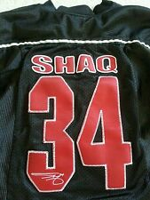 NEW ☀ Shaq O'Neal ☀ Miami Heat #34 ☀ Black Red White ☀ Youth Jersey Shirt XS(4/5