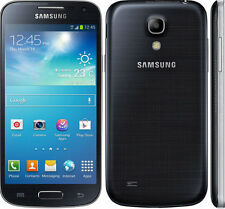 New Unlocked Samsung Galaxy S4 Mini GT-I9195 8MP 4G LTE 8MP GPS Smartphone Black
