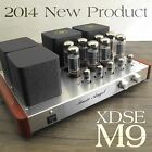 Music Angel XDSE M9 EL34 x 8 Class A Vacuum Tube Hi-end Integrated Amplifier NEW