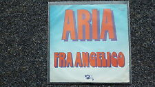 Fra Angelico - Aria 7'' Single [Rubettes - Juke box jive SUNG IN FRENCH]