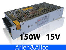 150W 15V 10A Single Output Switching power supply for LED Strip light AC to DC