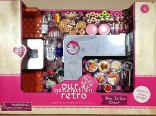 "NIB Retro Diner for your 18"" American Girl Doll by Our Generation Great Gift NEW"