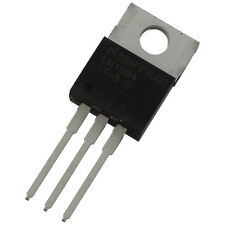 LM1084IT-5.0 Texas Instruments Spannungsregler +5V 5A Voltage Regulator 856022