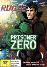 Prisoner Zero : Season 1 : Vol 1 (DVD, 2016) (Region 4) Aussie Release