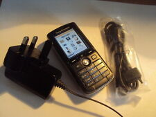 ERICSSON K750I WALKMAN CAMERA MOBILE PHONE ON ORANGE+CHARGER +USB CABLE