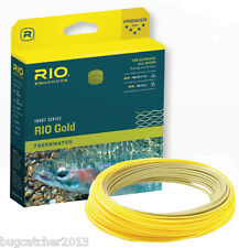 RIO Gold Fly Line WF-8F  ***SHIPS WORLDWIDE***