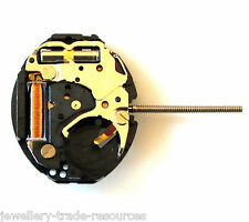 NEW HATTORI JAPAN S.EPSON CORP VX10A REPLACEMENT QUARTZ WATCH MOVEMENT