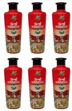 6X HERBARIA Banfi Natural Hair Lotion Against Hair Loss 250ml/8.4 FL oz Unisex