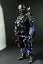 SWAT Solider Special Assaulted Attacker Action Figure w. Acces 1/6 Scale