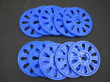 10 pcs Blue Main Drive Gear For Trex T-rex 450 SE/V2 PRO SPORT Helicopter