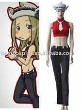 free shipping Soul Eater Elizabeth Cosplay Costume