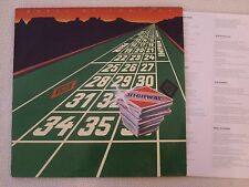 HIGHWAY - Wheel of Fortune LP Pinball Records 1979