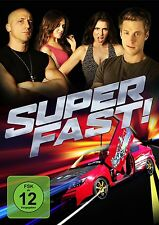 ANDREA NAVEDO/DANIEL BOOKO/DIO JOHNSON/+ - SUPERFAST!  DVD NEU