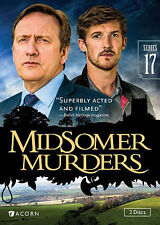 Midsomer Murders, Series 17 New DVD! Ships Fast!