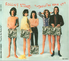 ROLLING STONES Taxile On Main St. Original 16-Track CD Alternate Versions + Live