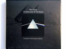 The Dark Side of the Moon-Pink Floyd-Twentieth Anniversary Edition, CD + BOX