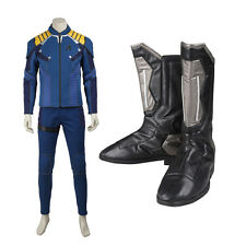 Captain Kirk Cosplay Costume Star Trek Beyond Commander Battle Suit Customize