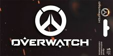 OVERWATCH - VIDEO GAME LOGO - WINDOW DECAL/STICKER - BRAND NEW - 7197