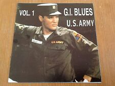 Elvis Presley cd's - The Complete G.I. Blue sessions volumes 1, 2 and 3