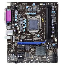 MSI H61M-P23 Socket LGA 1155 Motherboard for Intel Core i7 i5 i3 CPU GbE VG