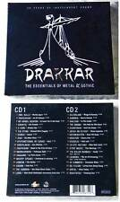 DRAKKAR The Essentials Of Metal & Gothic - Waltari, Dying, Sodom,... DO-CD TOP
