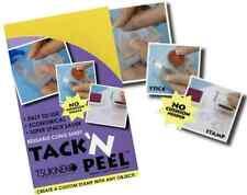 Tack N Peel adhésif pour tampons non montés Scrapbooking Pas de paiement PayPal